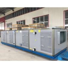 臥式熱回收空氣處理機組