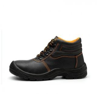 安全鞋厂防砸绝缘安全鞋耐油耐酸碱防滑2805