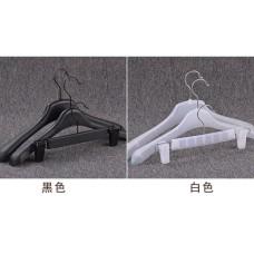 塑料衣架 全新塑料防滑衣架裤架