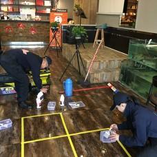 頭牌餐廳地面防滑施工