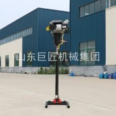 供应巨匠集团BXZ-2L型立式背包钻机便携式取样钻机取样完整
