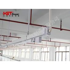 PVC母线槽 照明灯架 供电铝合金桥架 照明供电母线槽