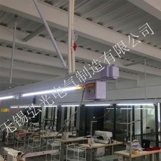 服装厂供电母线槽 缝纫车间供电桥架 塑钢照明母线槽