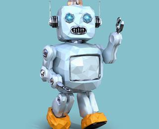 """""""潜伏""""·无处不在的机器人"""
