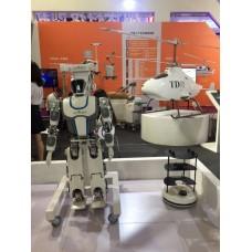 2019西安科博会 即人西安国际工智能展览会