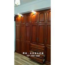 长沙整木原木家具服务品质、原木窗套、浴室门定做选购指南