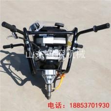 汽油机动力BXZ-2便携式双人背包岩土取样钻机 上山野外勘探