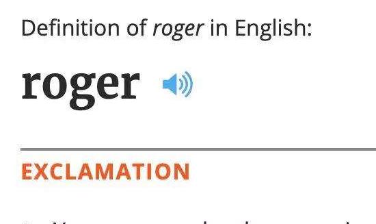 """酒吧员工回复ok手势被开除,如今全员回复收到用""""Roger""""!"""