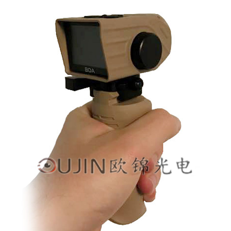 熱成像儀帶十字線事快拆功能可做熱瞄 抗震可錄像拍照熱成像以儀