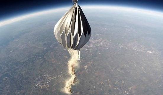 """馬斯克的SpaceX再承接太空葬禮 """"上天""""只要3.5萬元!"""