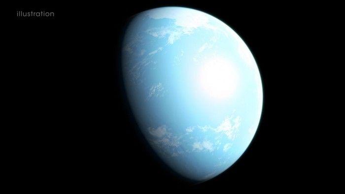 搜尋太空又有重大發現,一顆行星表面有液態水