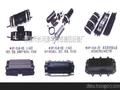 供应康华热销耐电压强度15KV(DC)光分路器式12芯光缆接头盒