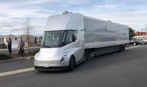 不止960公里,特斯拉电卡车原型车续航或超预计里程!