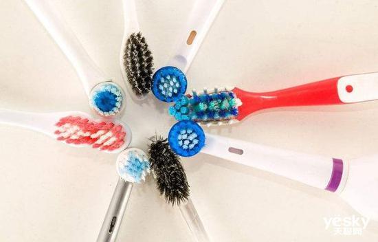 電動牙刷好用助牙齒健康 選購時這二點要注意