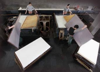 造纸行业产业布局