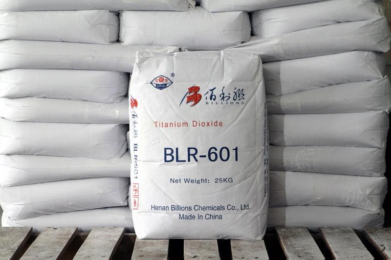 河南佰利聯金紅石型鈦白粉BLR601