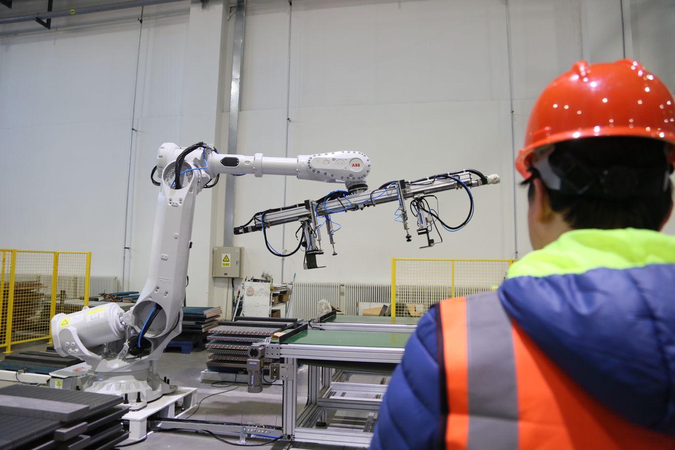 传感器赋能产业智能化升级