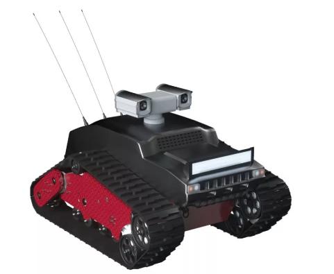 被工業鏈拖住的中國機器人
