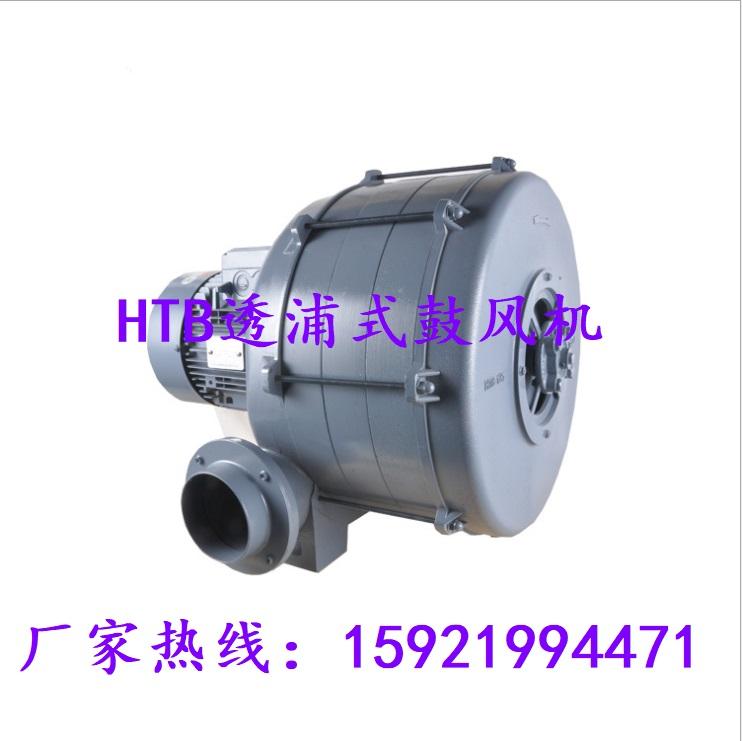 北京液体灌装机用HTB100-102-0.75KW透浦式风机
