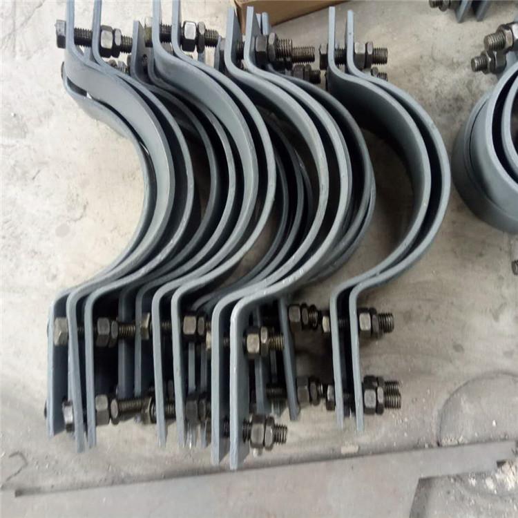 蒸汽管道配件厂家亚搏体育app安卓 三孔管夹 化工厂配件 管夹管卡 可选型
