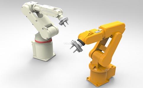 工业机器人的研究发展现状及趋势 【摘要】主要介绍了工业机器人