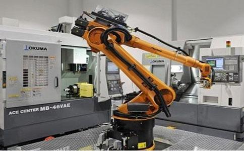 工业用智能机器人